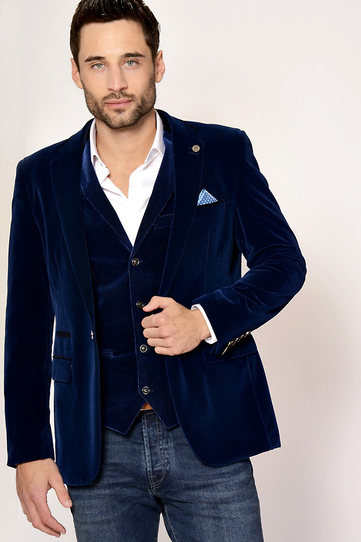3f1b5c738c59 Velvet Blazer | Luxury | Menswear | Party wear | Marc Darcy Marc Darcy  Menswear