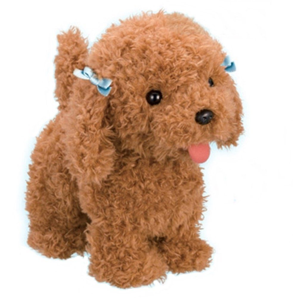 Real Pet Series Toy Puddle Choco Battery Powered Interactive