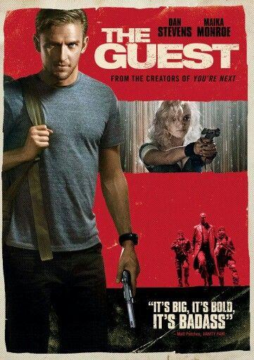 The Guest 2014, Dan Stevens, Full Movies