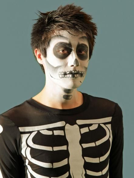 DIY Halloween Costumes and Makeup Tricks Handmade halloween - halloween costume ideas for men diy