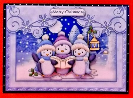 Jolly Snowman Christmas Making Toppers Embellishment Glossy Finish