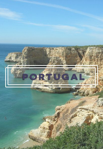 Exploring Portugal from city to coast. Image via Wikimedia Commons.