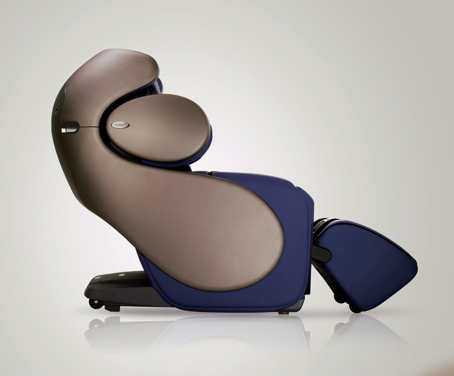 Fauteuil de massage design top luxe uDivine OSIM