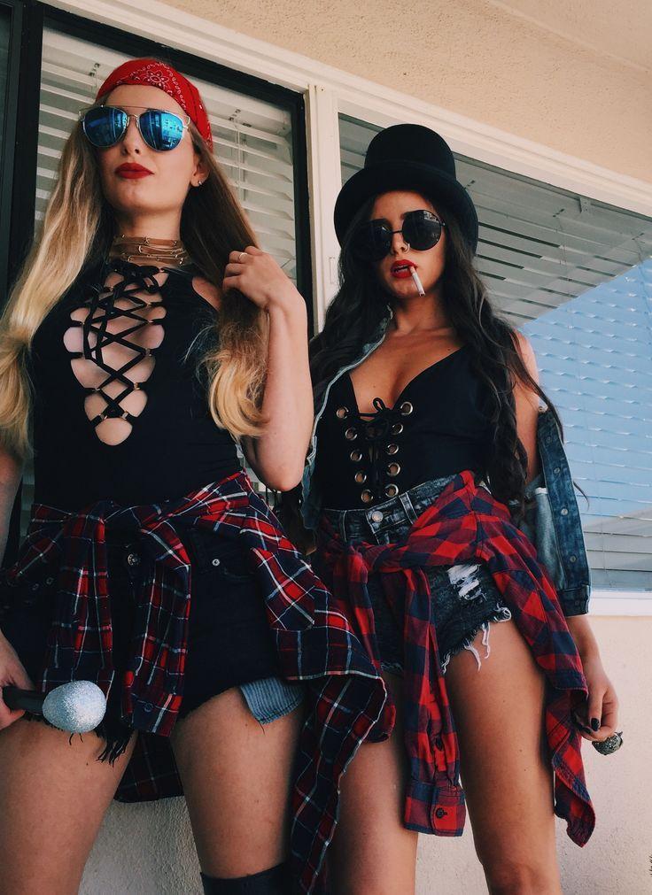 Axl Rose and Slash costume! guns and roses & Axl Rose and Slash costume! guns and roses | clothing | Pinterest ...