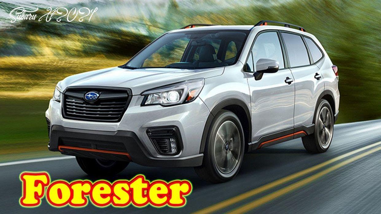 Subaru Xt 2021 New Review In 2020 Subaru Xt Subaru Forester Xt Subaru Forester