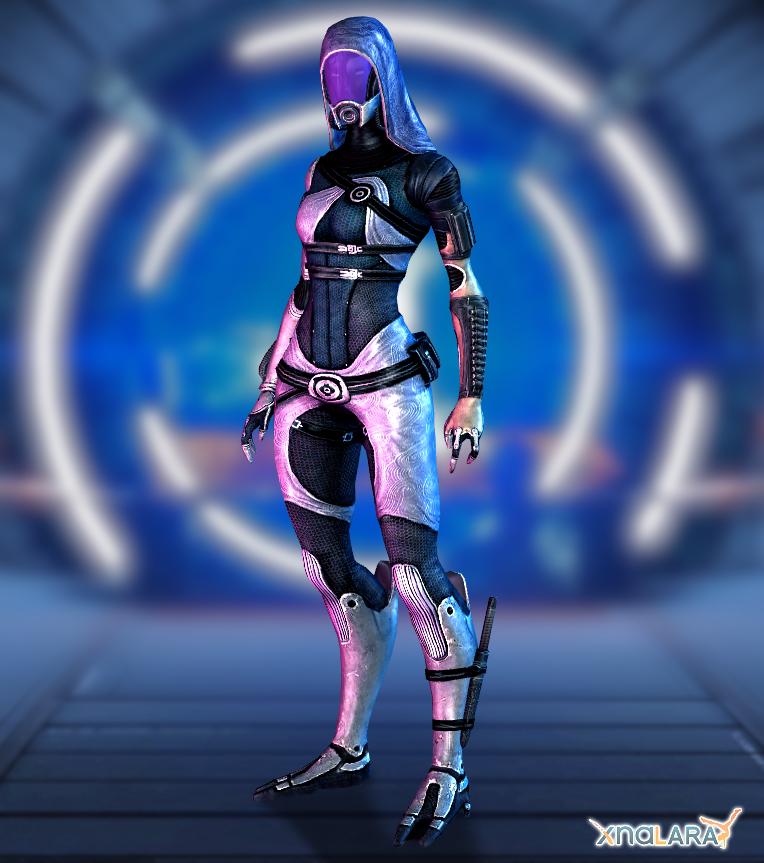 Mass Effect Models XNALara