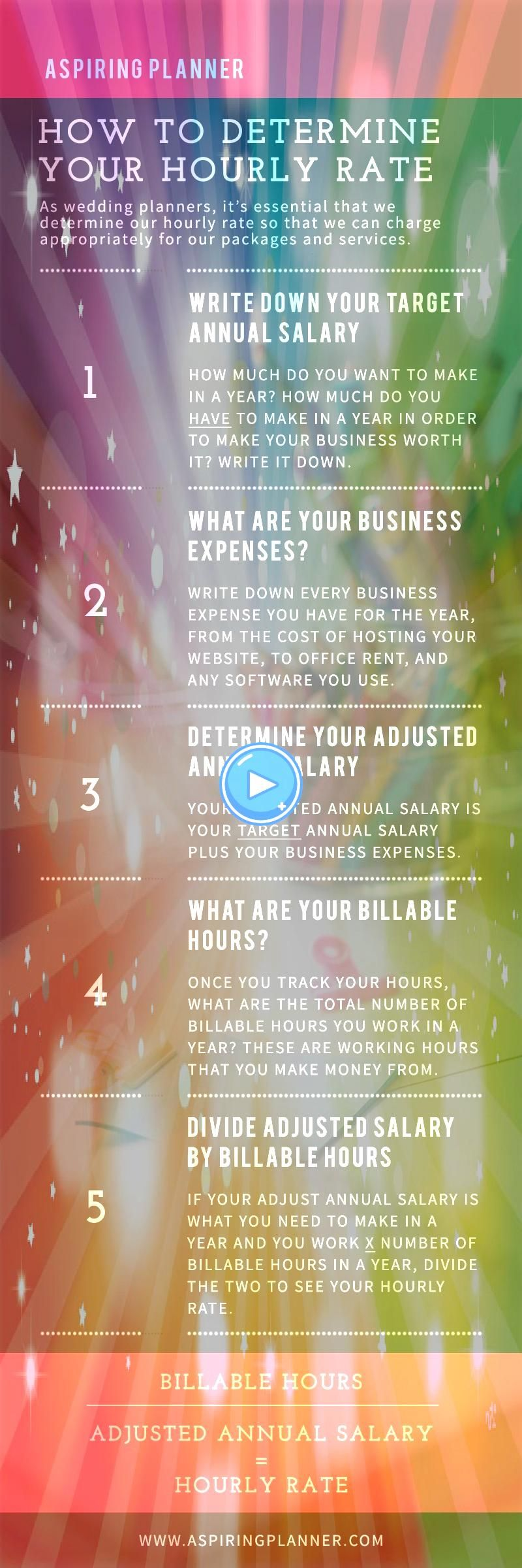 For Wedding Planners How to Price Your Wedding Services and Determine Your Hourly Rate Wedding Planners :: How to Price Your Wedding Services and Determine Your Hourly Rate | For Wedding Planners :: How to Price Your Wedding Services and Determine Your Hourly Rate |   Printable/Editable Wedding Day Template  Detailed Version  Tax Deductions| Tax Write-Offs| Self Employed| Entrepreneur| Solopreneur| Small Business  How to Respond When Clients Think You Are Too Expe...