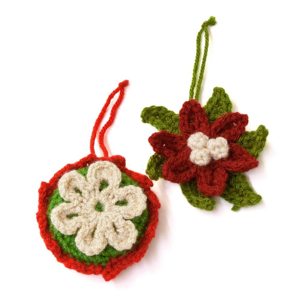 Crochet for Christmas – 31 free patterns from Lion Brand yarn ...