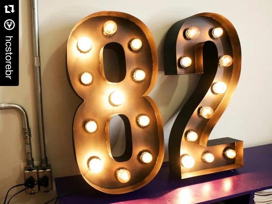 #Repost @hcstorebr  Você escolhe qualquer número ou letra e ainda sai tirando onda com uma luminária só sua. LUMINÁRIA NÚMERO acesse www.hcstore.net e clique no menu ILUMINAÇÃO. #decor #instadecor #decoracao #design #decorando #designdeinteriores #decore #decorei #interiores #amei #quero #amo #amando #presente #presentes #estilo #estiloso #estilosa #casa #home by homensdacasa