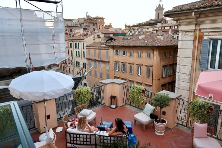 Rome Rooftop Bars - My Top 10 in 2020 | Rooftop bar ...