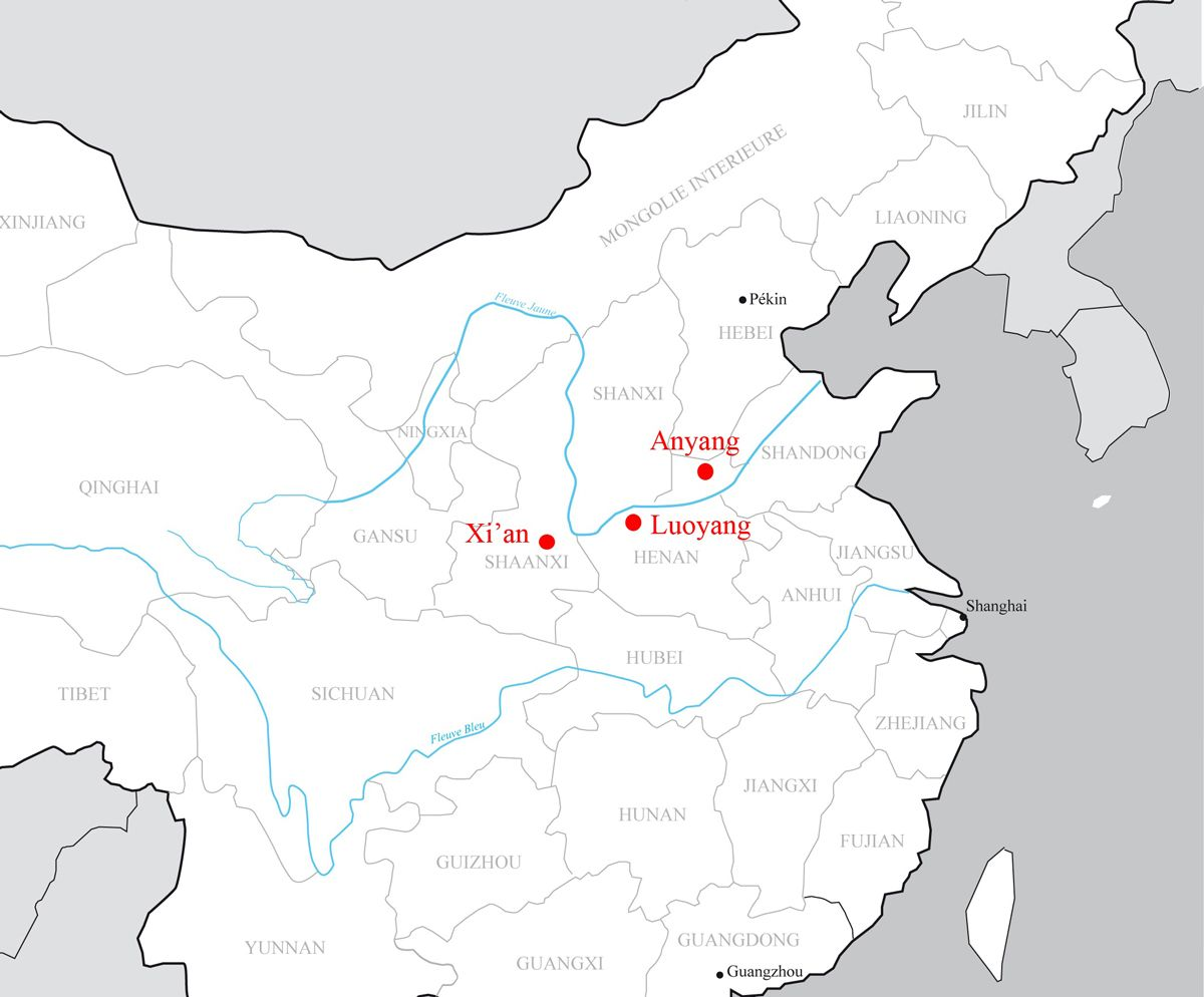 Anyang Map China Google Search Language China Map Map China