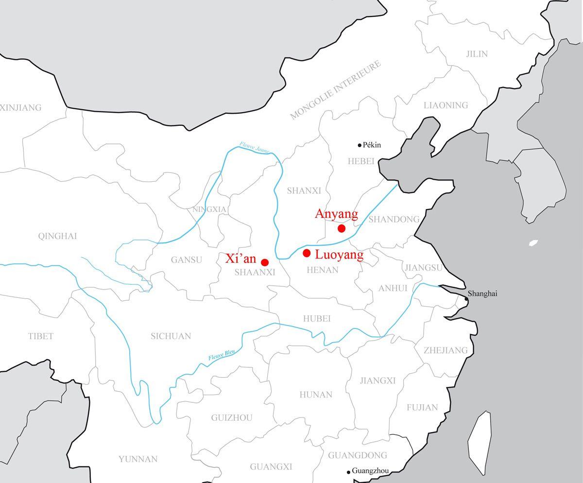 Anyang Map China Google Search CHINA MAPS Pinterest Language - World map in chinese language