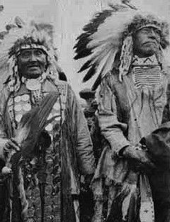 SISSETON MEN , 1922