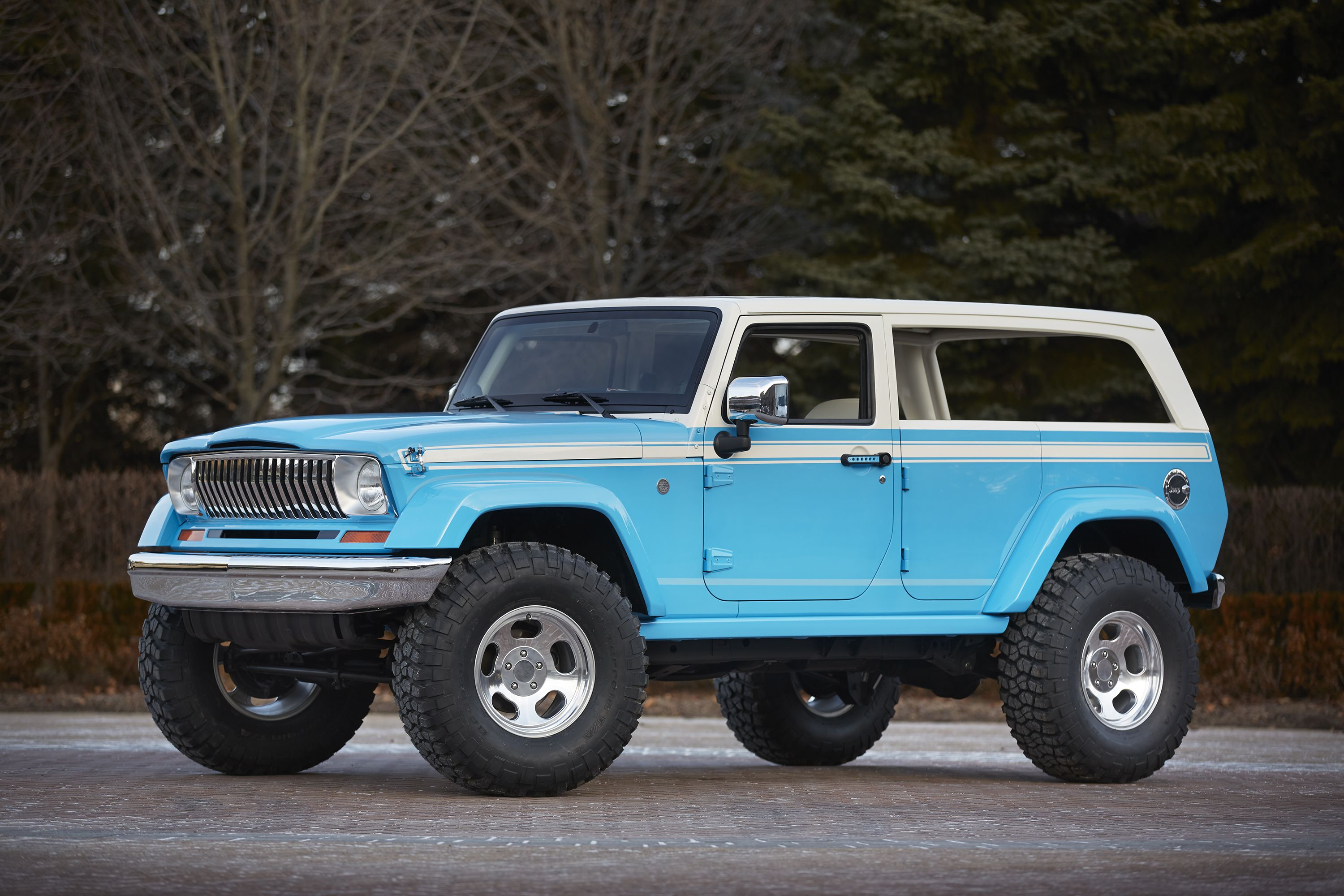 Concept Car Jeep Chief | Concept Car: Jeep® Chief | Pinterest ...