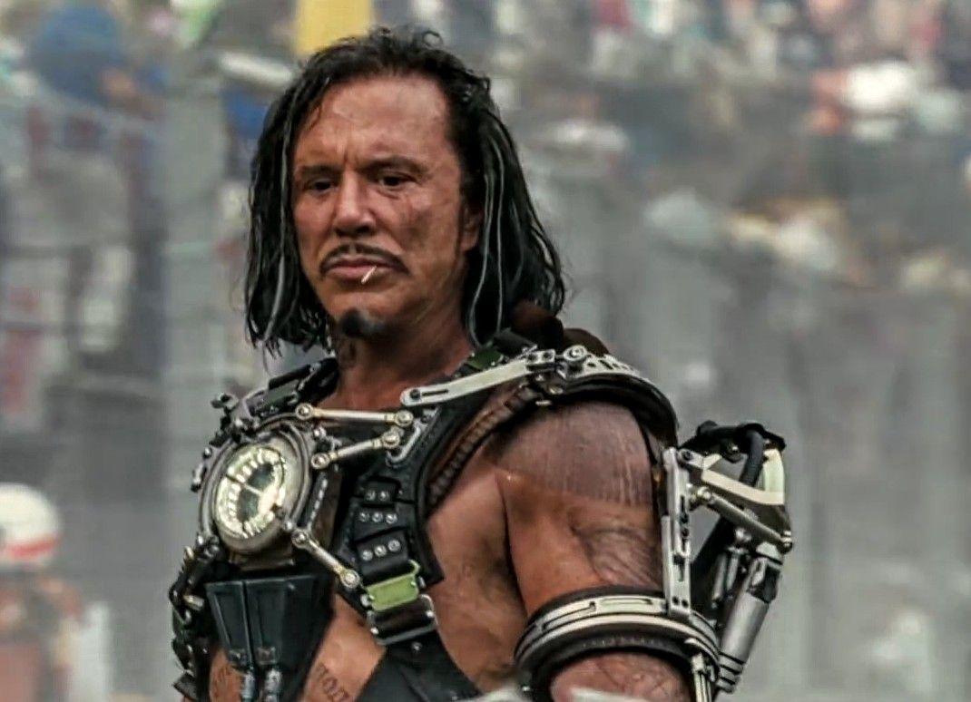 Ivan Vanko/Whiplash (MCU) (Iron Man 2)   Marvel, Mcu marvel, Marvel cinematic