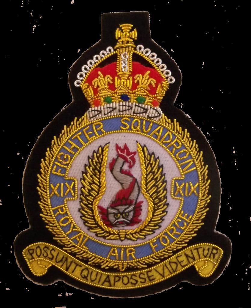 ROYAL AIR FORCE 78 SQUADRON FALKLANDS PATCH