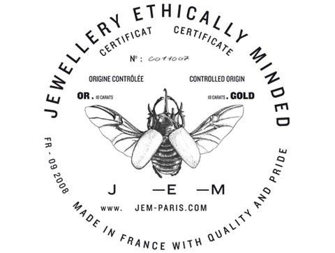 Jewellery Ethically Minded Logo