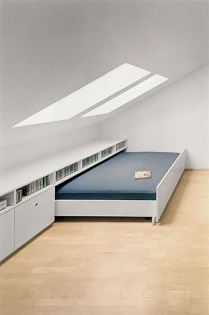 Photo of Pellmell Creations: Große Ideen für kleine Räume – #Creations # für # Größe …,  #bestbedroo… #slaapkamerideeen