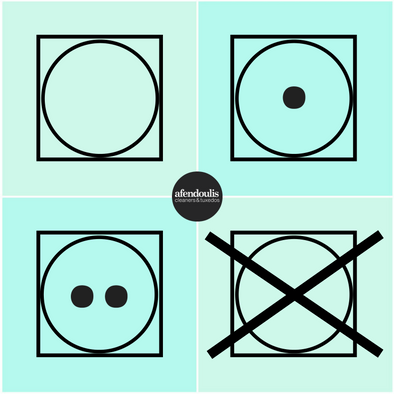 Tumble Drying Symbols Explained A Circle Inside A Square Means You