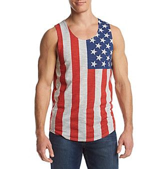 Brooklyn Cloth® Mfg. Co. Flag Tank
