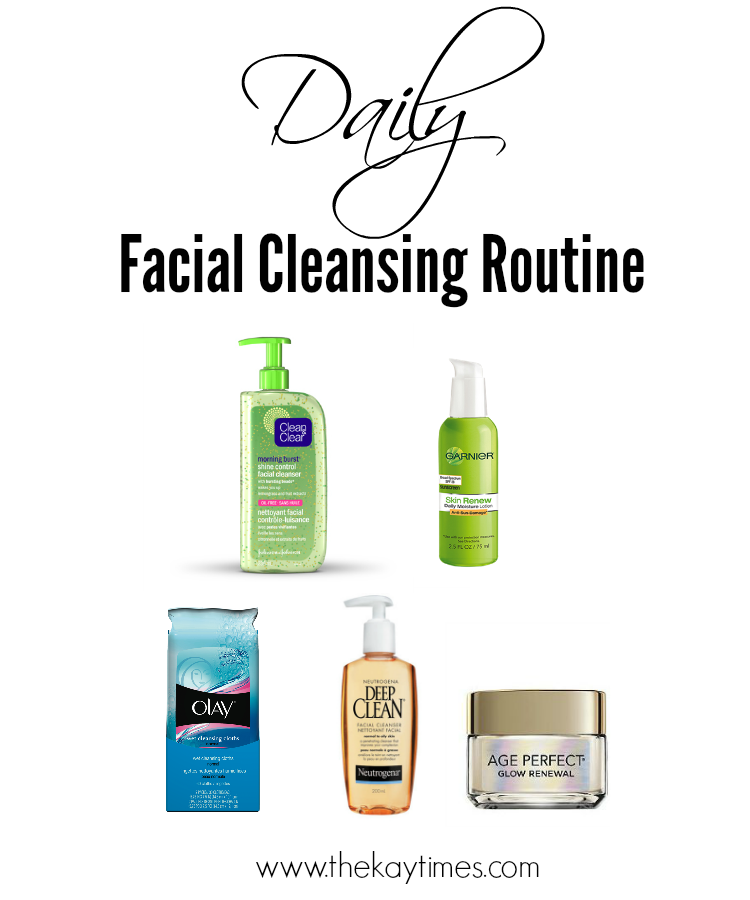 Excited too facial cleansing regime delightful