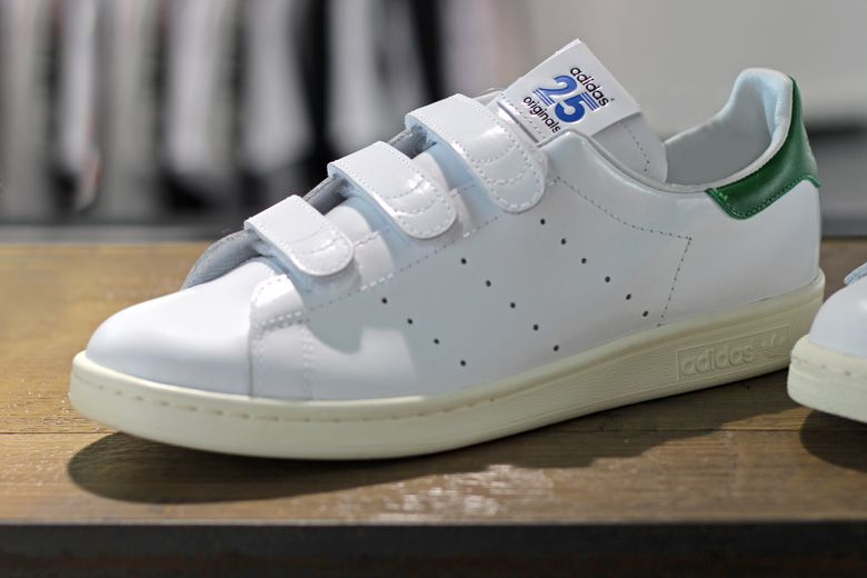 Stan Smith Adidas Velcro