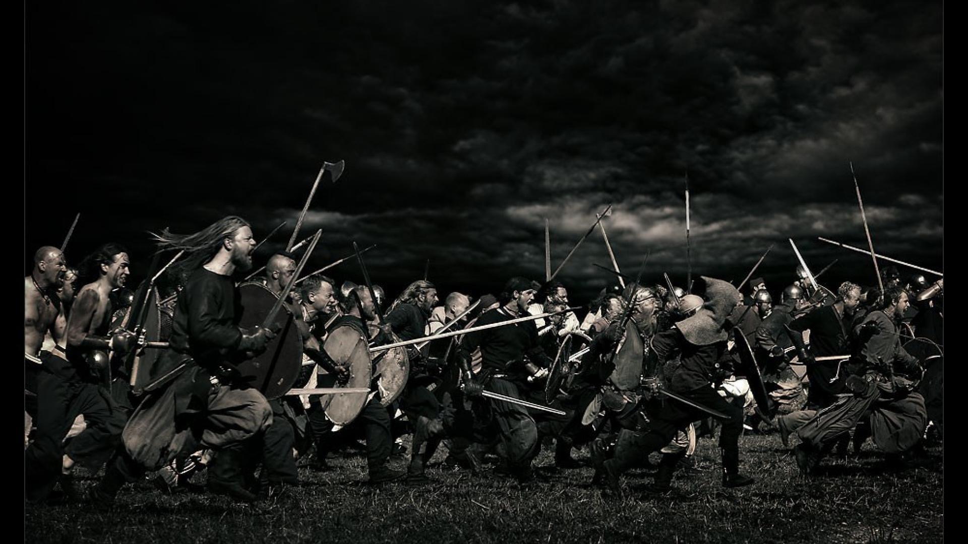 Vikings Tv Show Hd Desktop Wallpaper Widescreen High 19201080