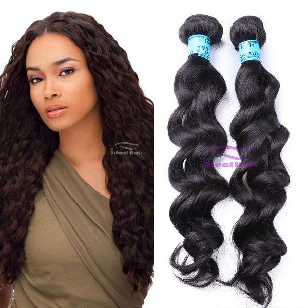 "quality intact virgin brazilian human hair 12""-32"" in stock Good quality hair without chemical process No tangle"