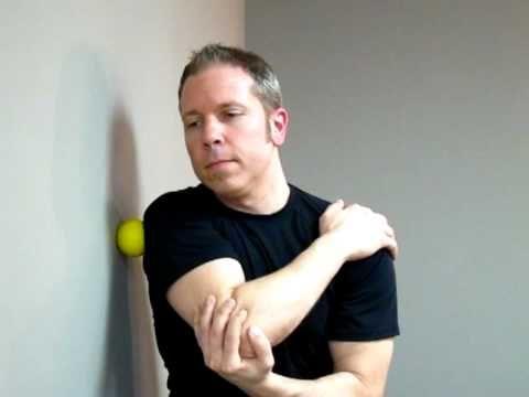 50+ Tennis ball shoulder massage inspirations