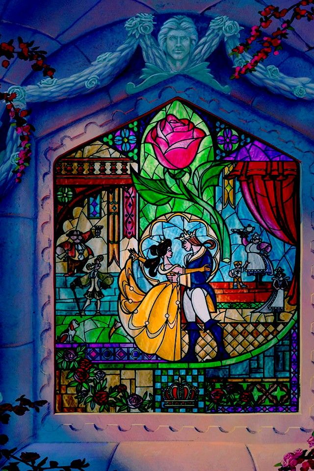 Beauty and the Beast wallpapers Pinterest Wallpaper
