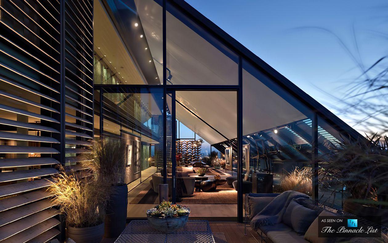 Neo Bankside Luxury Penthouse London England Uk Penthouse