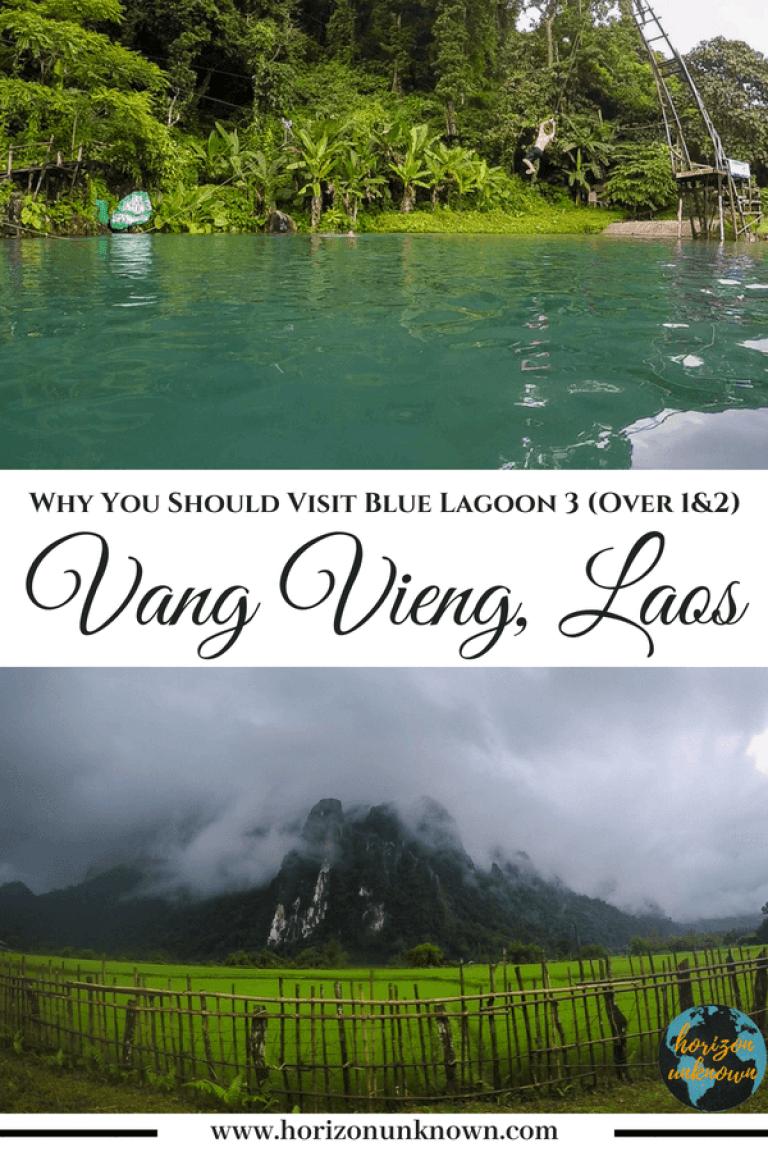Visit Blue Lagoon Three Vang Vieng S Best Kept Secret Laos Travel Asia Travel Vietnam Travel