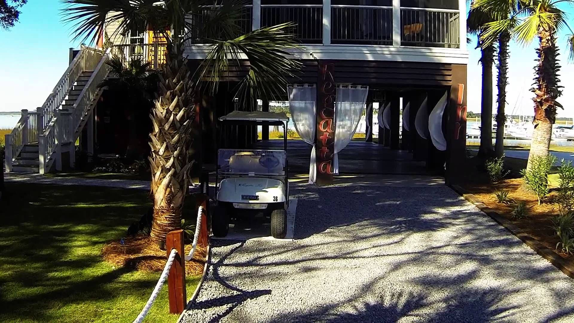 Regatta Inn Folly Beach Family excursions, Oh the places