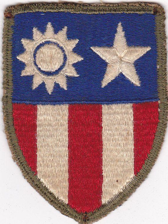 Original US Army WWII CBI China Burma India Patch. 34.99