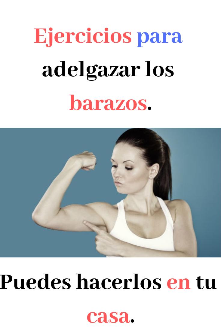 ejercicios para disminuir brazos gordos