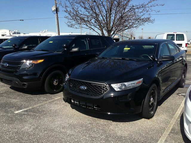 2014 Ford Police Interceptor Ford Police 2013 Ford Explorer Police