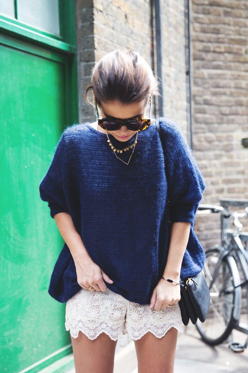 Collage Vintage / LACE SHORTS //  #Fashion, #FashionBlog, #FashionBlogger, #Ootd, #OutfitOfTheDay, #Style