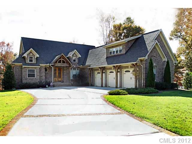 Lake Norman Waterfront Home For Sale By Lake Realty
