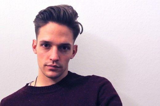 Frisuren Männer Schmales Gesicht Frisuren Männer Pinterest
