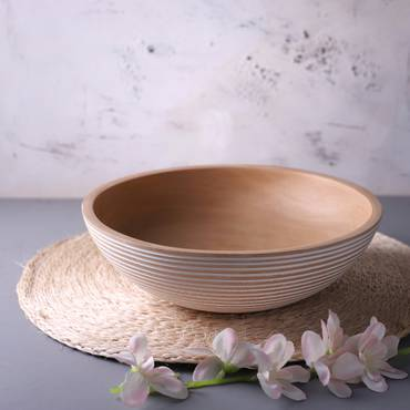 Pin By Deem Home On صواني خشب واوني منزلية Decorative Bowls Bowl Serving Bowls