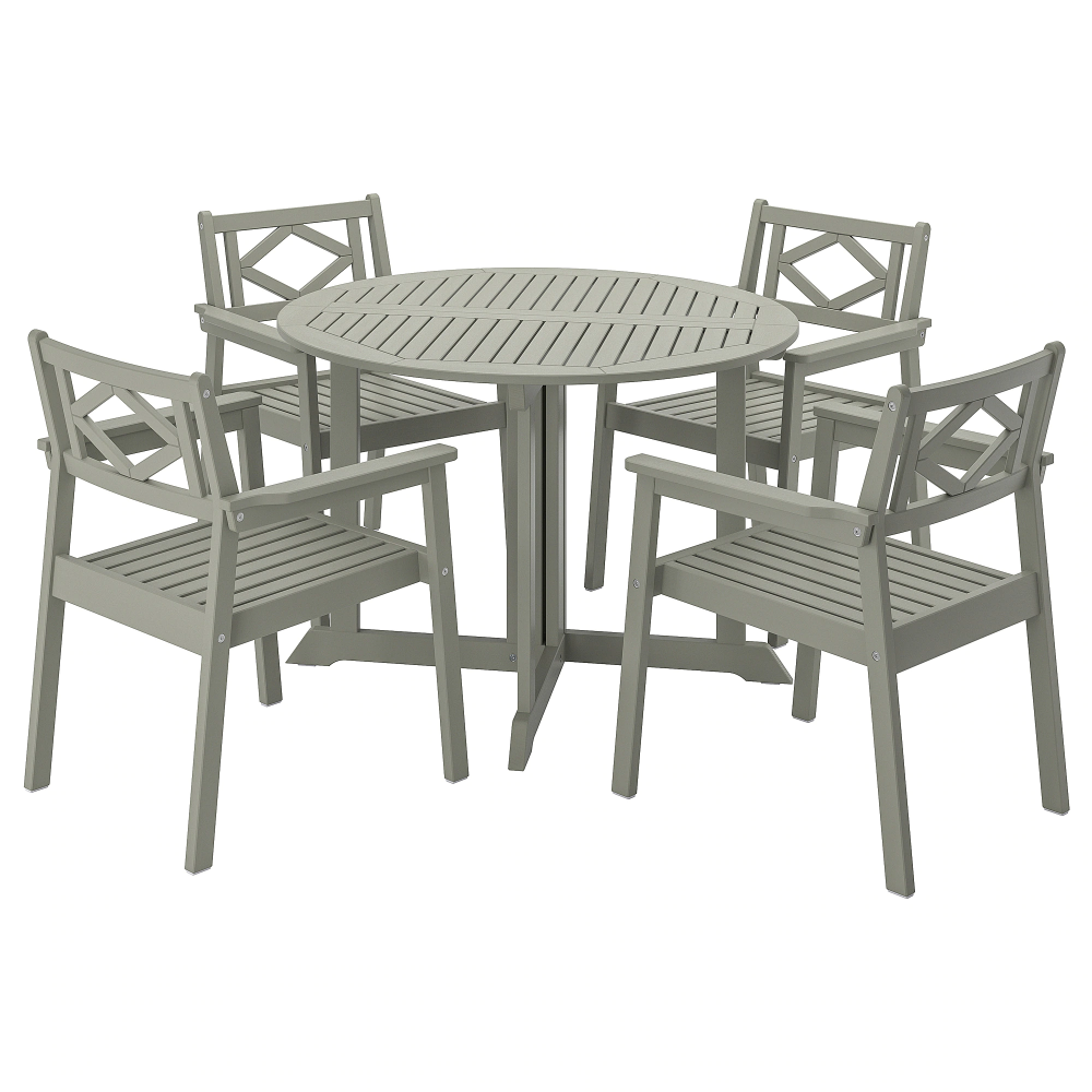 armchairs outdoor gray stained ikea