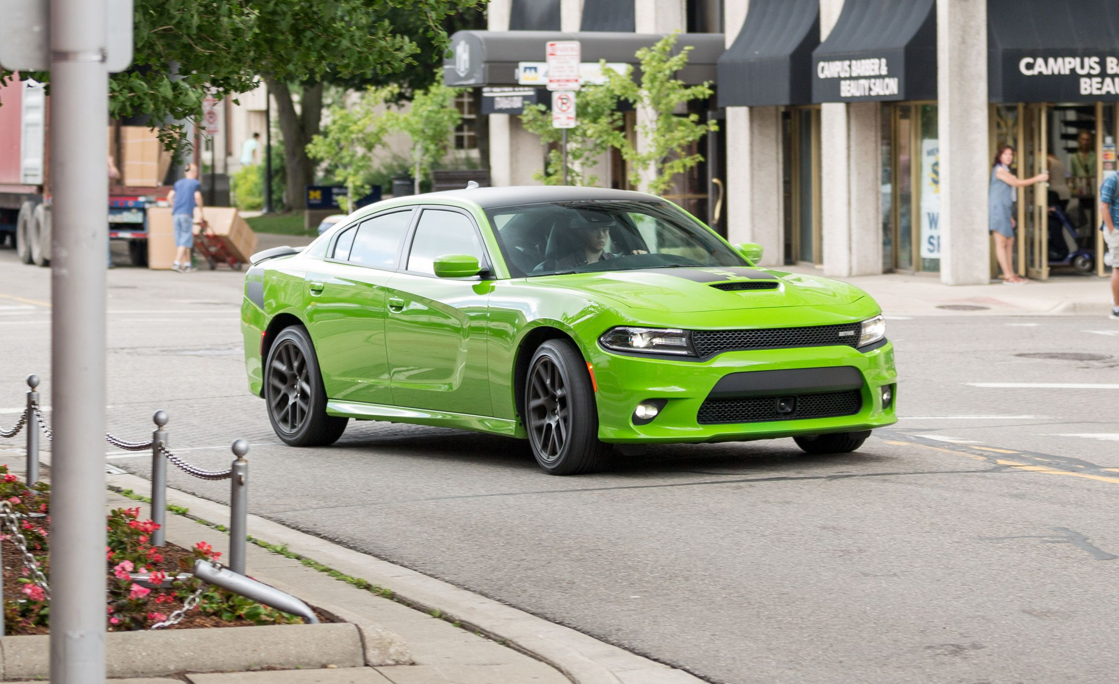 2020 dodge charger review pricing and specs with images