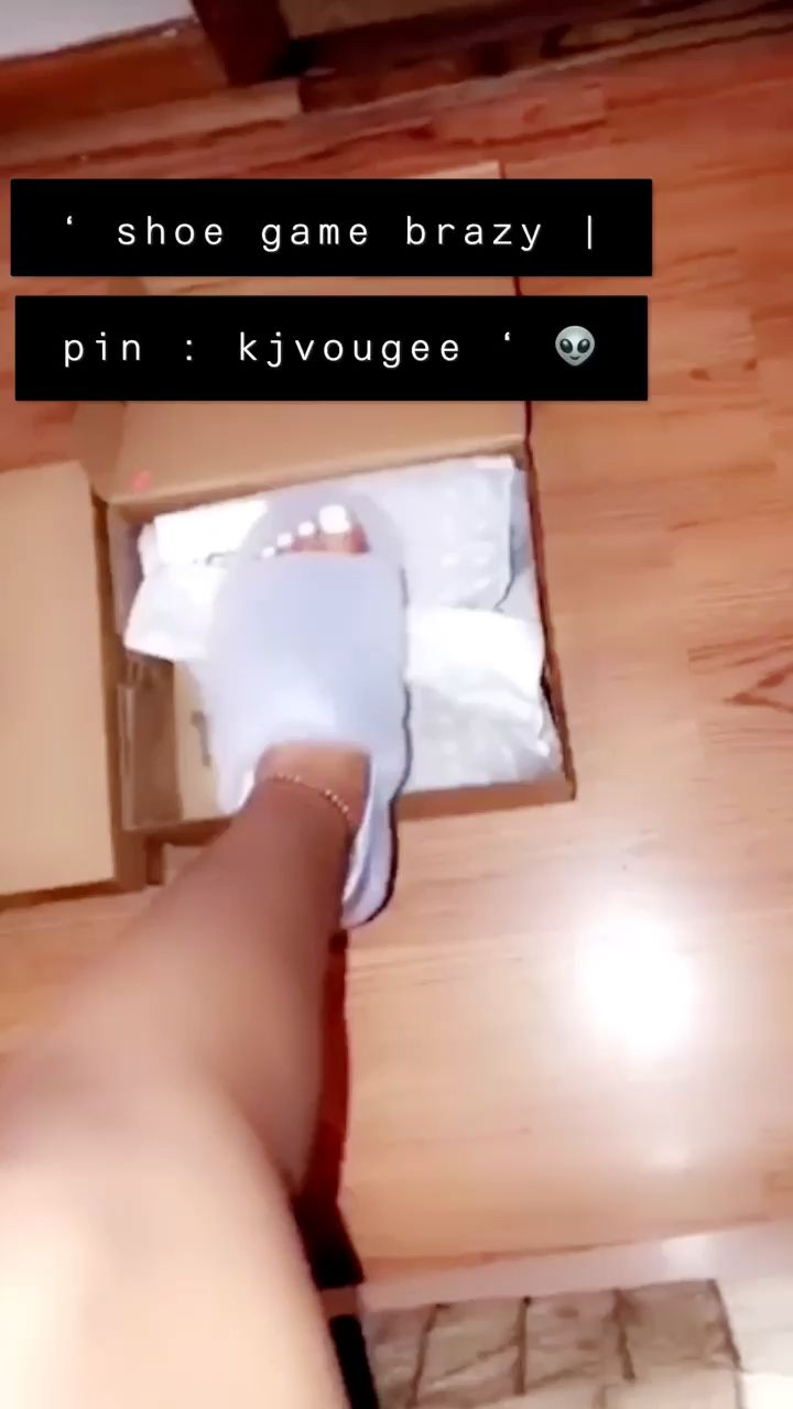 ' shoe game brazy | pin : kjvougee ' �️