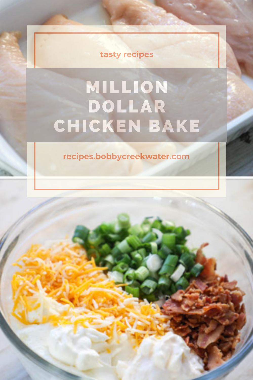 Pin On Million Dollar Chicken Bake Recipes