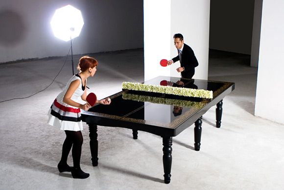 Pingpongdiningtable1  My Style  Pinterest  Game Rooms And Room Classy Dining Room Ping Pong Table Review