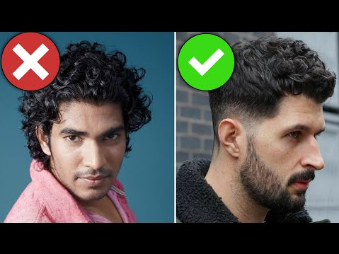 Tips For Guys With Curly Hair Hindi How To Style Curly Hair Hairstyles Tips Modern Gabru In 2020 Curly Hair Styles Curly Hair Advice Curly Hair Men
