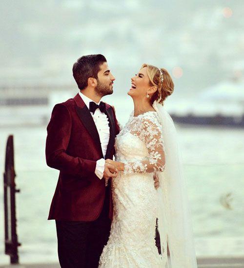 Ece Erken'in düğünü