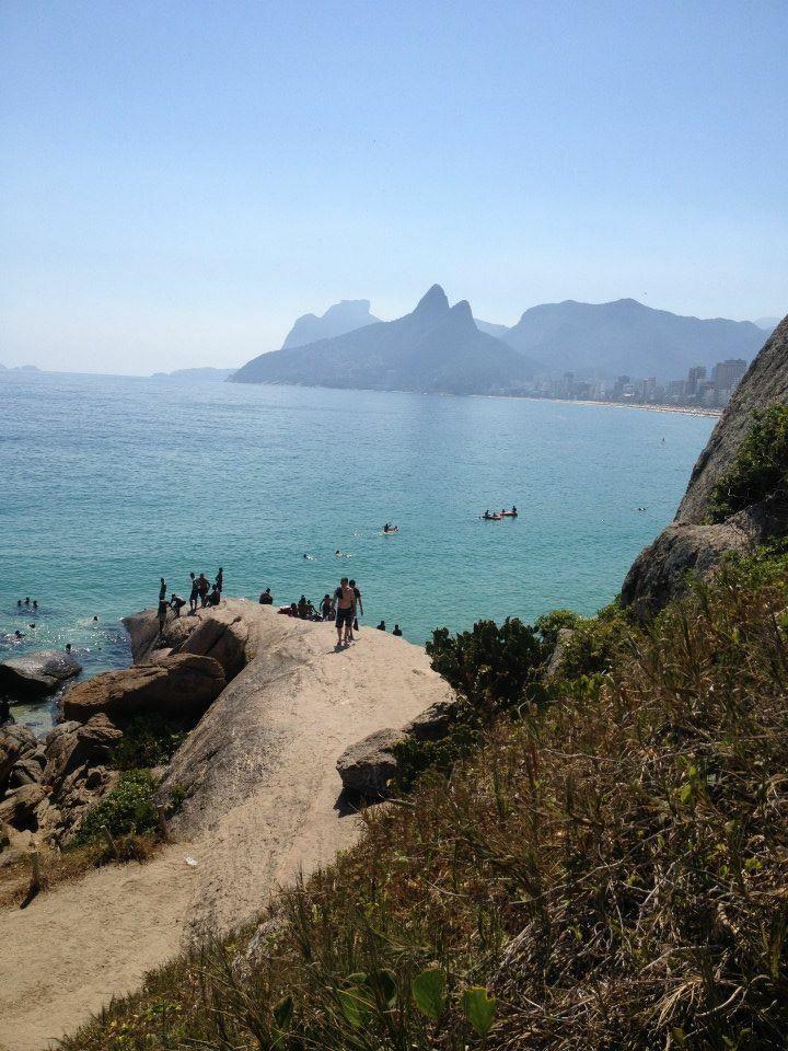Ipanema Beach - Rio de Janeiro - Brasil 🇧🇷