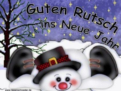 Pin Von Inge Nordlohne Auf Neues Jahr Pinterest Guten Rutsch