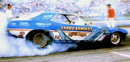 70s Funny Cars for Sale | 70s Funny Cars - Larry Arnold's King Fish